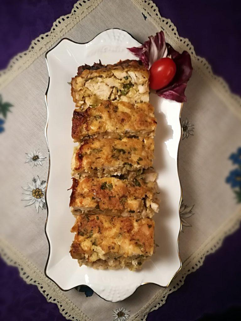 Rolada z fileta z kurczaka, Koło Gospodyń Wiejskich w Chorągwicy, Babski kocioł, smaki Małopolski