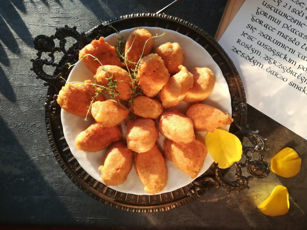 kluseczki do zup, żydowskie kluseczki, kuchnia staropolska