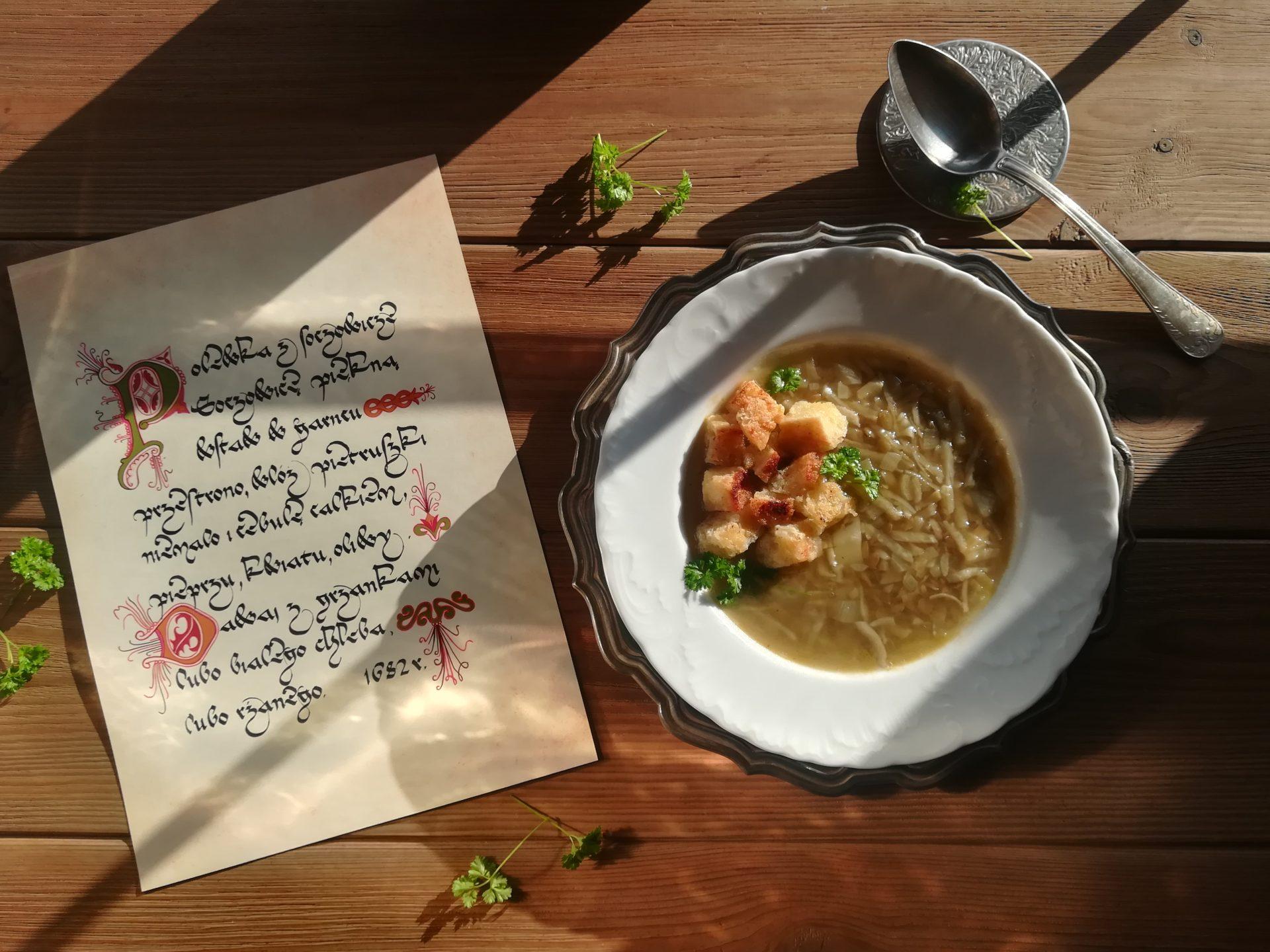 zupa z soczewicy, najlepszy przepis na zupę z soczewicy, sprawdzony przepis na zupę z soczewicy, najstarszy przepis na zupę z soczewicy, kuchnia staropolska zupa z soczewicy, polewka z soczowicze, stanisław czerniecki przepisy