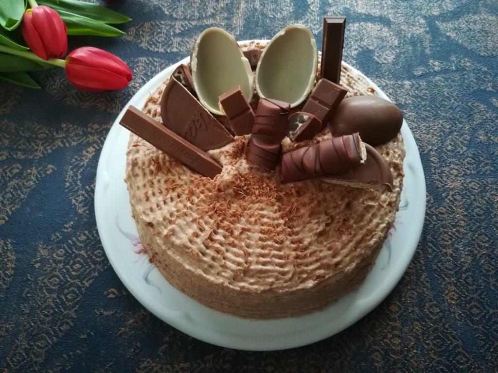 pomysł na tort, łatwy tort, sprawdzoneprzepisy na torty