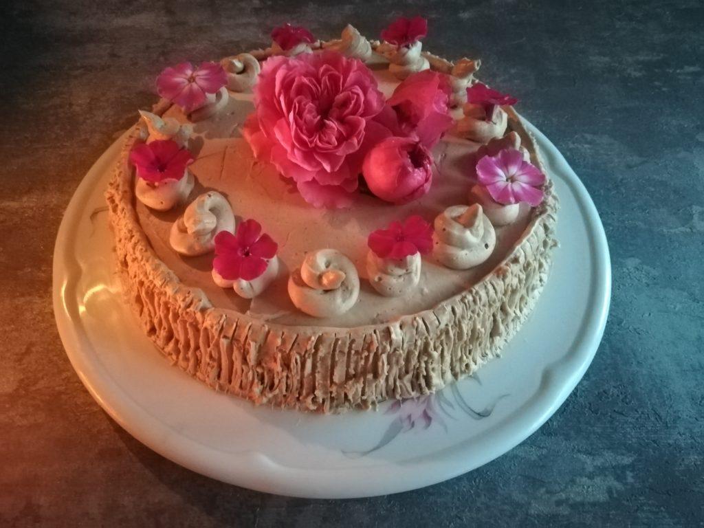 krem kawowy do tortu, staropolskie przepisy kulinarne, sprawdzony przepis na masę kawową do tortu