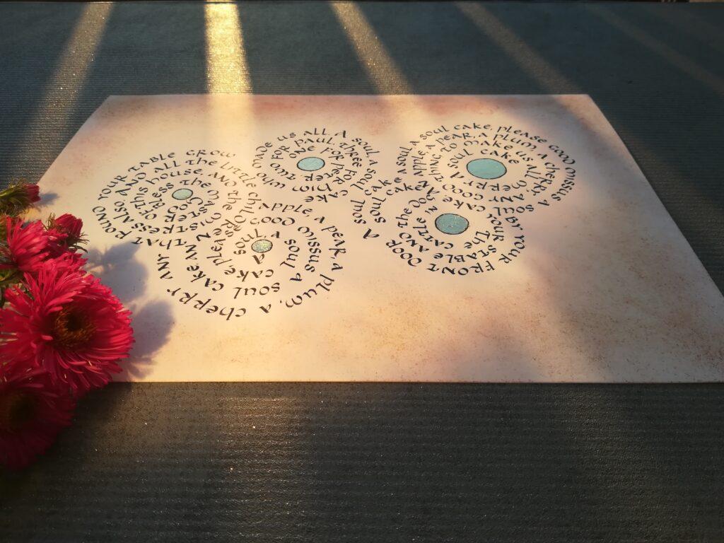 kaligrafia Kokotów, kaligrafia małopolska, kaligrafia wieliczka, kaligrafia literacka, uncjała